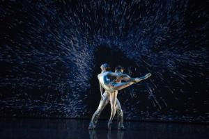 """Grace-Anne Powers and Joshua Seibel in Amy Seiwert's """"This Must Be True. """" Photo: Alejandro Gomez/Ballet San Jose Silicon Valley"""